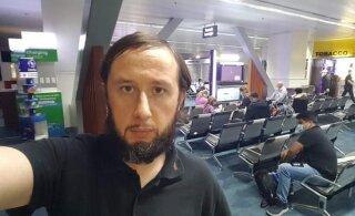 Житель Йыхви, проживший 3 месяца в аэропорту Манилы, опоздал на рейс в Таллинн