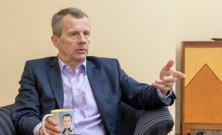 Ligi kritiseerib Helme USA-s käiku: Danske teemaga tegeleb vale minister, kellel pole rahanduslikke ega õigusalaseid teadmisi