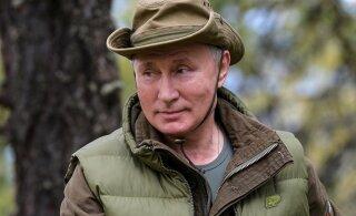 Putin tõstis sünnipäeva puhul endal palka