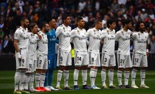 VIDEO | Madridi Reali treening algas minutilise leinaseisakuga