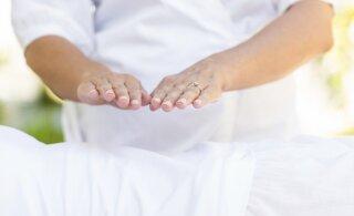 Kas kätega ravitsemine on võimalik?