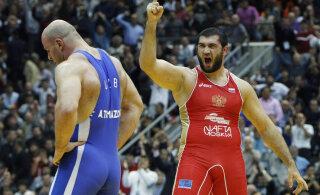 8 лет спустя. Российский тяжеловес объявлен чемпионом Олимпиады-2012