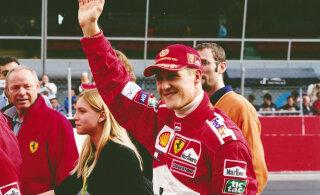 Michael Schumacheri endine konkurent: Ayrton Senna oli Schumacherist kõvem sõitja