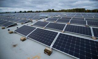 Eesti Energia pakub nüüd päikeseenergia lahendusi ka eraklientidele