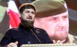 В Чечне задержали 25 человек за коллаж на Кадырова