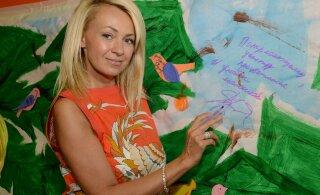 Яна Рудковская рассказала, как ее называла Ксения Собчак