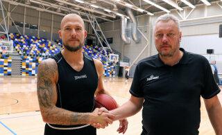 Tartu Ülikooli korvpallimeeskond palkas eurosarja mängudeks kogenud mängujuhi