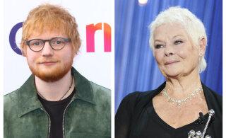 KLÕPS | Mis on ühist Judi Denchil ja Ed Sheeranil? Maailmakuulsa näitleja lapselapse välimus tekitab sotsiaalmeedias segadust