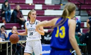 Eesti korvpalli naistekoondislane siirdub Arizona ülikooli