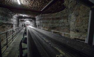 Компания Eesti Energia назвала сроки запуска новой шахты по добыче сланца
