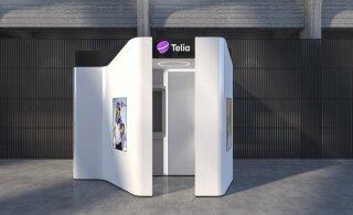 ФОТО | Telia откроет инновационные представительства самообслуживания в небольших населенных пунктах