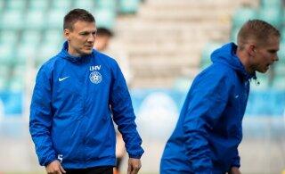 Eesti jalgpallikoondis kuulub koosseisu poolest Euroopa vanemate sekka