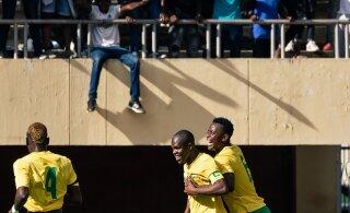 Tragöödia Aafrika rahvuste karika valikmängul: naisfänn tallati surnuks