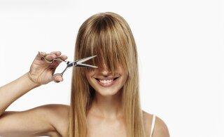 EESTI NAISE ILUBLOGI | Kuidas lõigata ise juukseid?