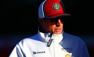 Kimi Räikkönen: ma ei oleks uskunud, et 40-aastaselt veel F1-s sõidan