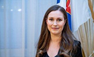 Премьер-министр Финляндии Санна Марин в интервью британскому Vogue вспомнила об инциденте с Эстонией