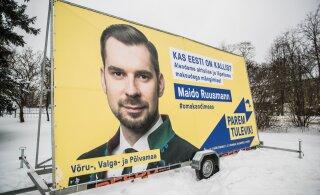 Tõrva vallavanem Maido Ruusmann loobub riigikogu kohast. Tema asemel saab parlamenti Viljandimaal tuntud Sulev Kannimäe