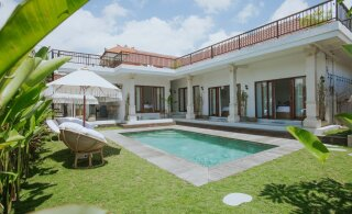 ФОТО: Эстонцы открыли на райском острове Бали свою роскошную гостиницу