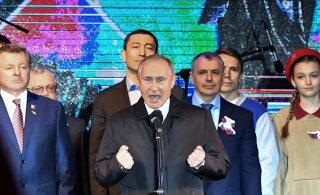 Viis aastat pärast Krimmi annekteerimist. Kõrgema pensioni söövad Moskva tasemel hinnad