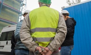 Сколько иностранцев с просроченными разрешениями на работу продолжают находиться в Эстонии? Полиция не знает