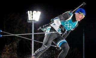 Ветераны сборной Эстонии завершают спортивную карьеру