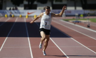 OTSEBLOGI | Kes triumfeerivad Eesti kergejõustiku meistrivõistlustel? Üksi võistlev Lillemets alustas kümnevõistlust rekorditega ja liigub 8000 punkti suunas