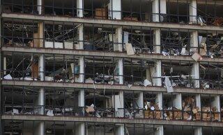 В Бейруте взорвалась аммиачная селитра с судна российского бизнесмена
