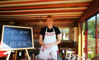 Avatud talude päev | Hindreku talu veinikambris on esindatud kõik Eestis toodetavad veinid