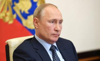 """Путин заявил, что РФ прошла пик распространения коронавируса и назначил даты проведения парада Победы и акции """"Бессмертного полка"""""""