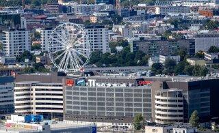 Харьюский уездный суд начал производство по санации владельца торгового центра T1 Mall