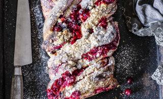 Kohevad ja mahlased küpsetised, milles punased marjad annavad magushaput maitset ja silmailu!