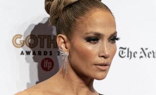 KLÕPS | Justkui 30 aastat noorem: 50-aastane Jennifer Lopez näeb ka ilma meigita võrratu välja