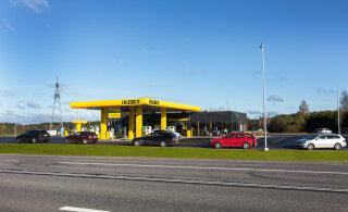 FOTO | Eesti suurim tankla avati Kilingi-Nõmmel