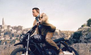 Uue Bondi-filmi üks vägevamaid stseene valmis 32 000 liitri Coca-Cola abil