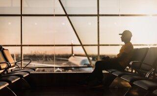 Мужчина прожил три месяца в аэропорту из-за боязни коронавируса