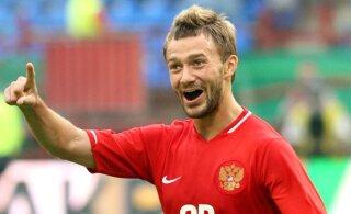 Дважды огорчивший Эстонию футболист сборной России завершил карьеру