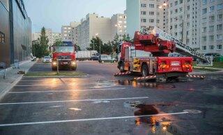 Спасатели проверят соблюдение правил пожарной безопасности в квартирных домах по всей Эстонии