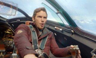 """Marvel leidis """"Galaktika valvurid Vol. 3"""" jaoks režissööri ja see on taaskord James Gunn"""