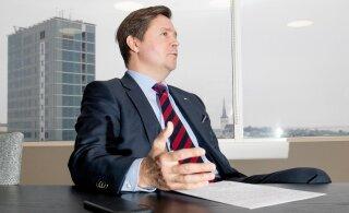 SEB Eesti juht: me ei saa väita, et meie kaudu ei ole tehtud ühtegi kahtlast tehingut