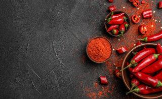 Vürtsikad naudingud | 5 fakti vürtsika toidu kohta