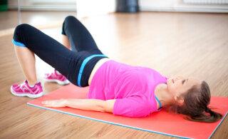 On üks harjutus, mida kõik naised võiksid oma tervise huvides iga päev teha