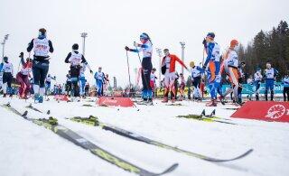 Kolm Tartu maratoni osavõtjat andsid positiivse koroonaproovi