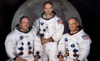 """""""Мы пришли с миром от всего человечества"""": как США 50 лет назад стали первыми на Луне"""