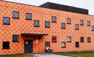 Баскетбольная школа проводит тренировки в Вируской тюрьме