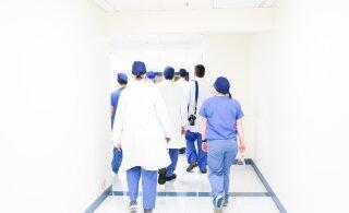 Больница в Курессааре нуждается в дополнительном персонале. Медсестрам и санитарам обещают двойную оплату