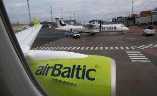 Правительство Латвии готово вложить в airBaltic 150 млн евро