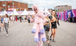 FOTOD | Nii on õige festivalile minna! Vaata, millised nägid välja Weekendi kõige silmapaistvamad külastajad