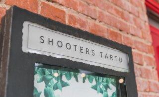 Tartu ööklubi Shootersi turvamees andis positiivse koroonaproovi