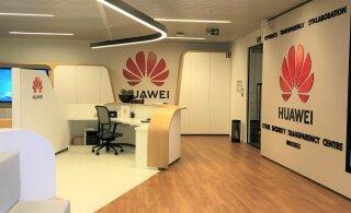 Huawei Eesti ettevõtte esimesed kuud: nullkäive, null töötajat
