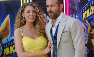 KLÕPS | Palju õnne! Ryan Reynolds sai kolmandat korda isaks